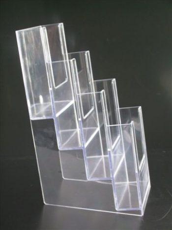 Plastic Kunststof multi folderbak